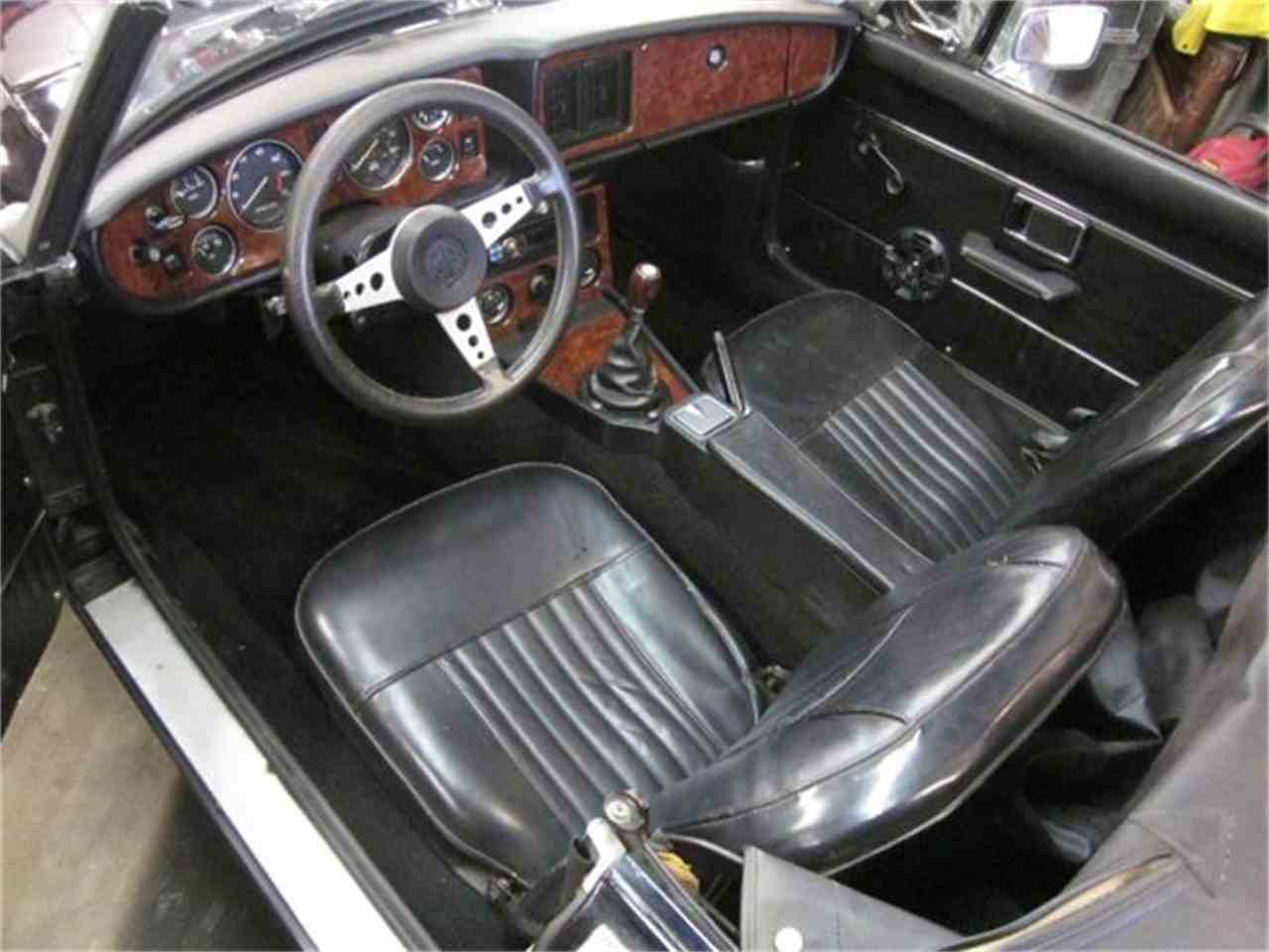 Large Picture of '80 MGB - GMEB