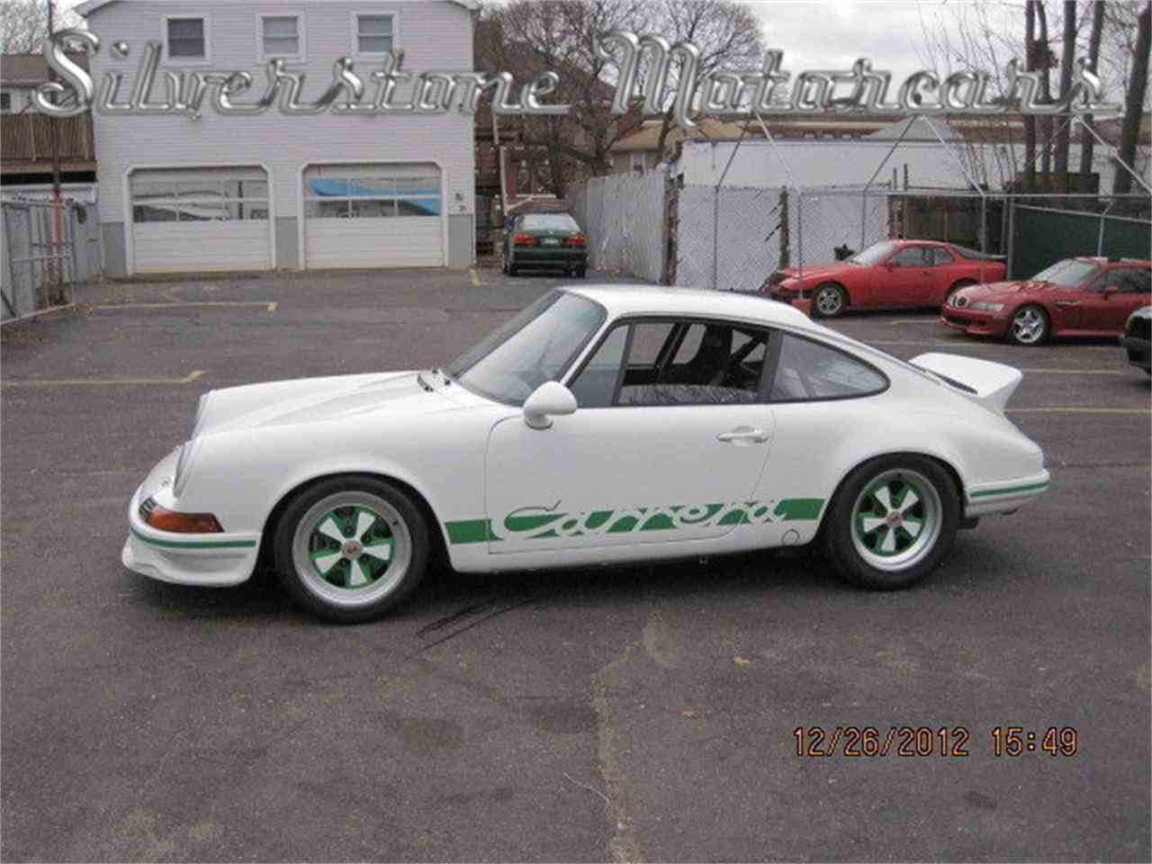 Large Picture of 1978 Porsche 911SC located in North Andover Massachusetts - GMF3
