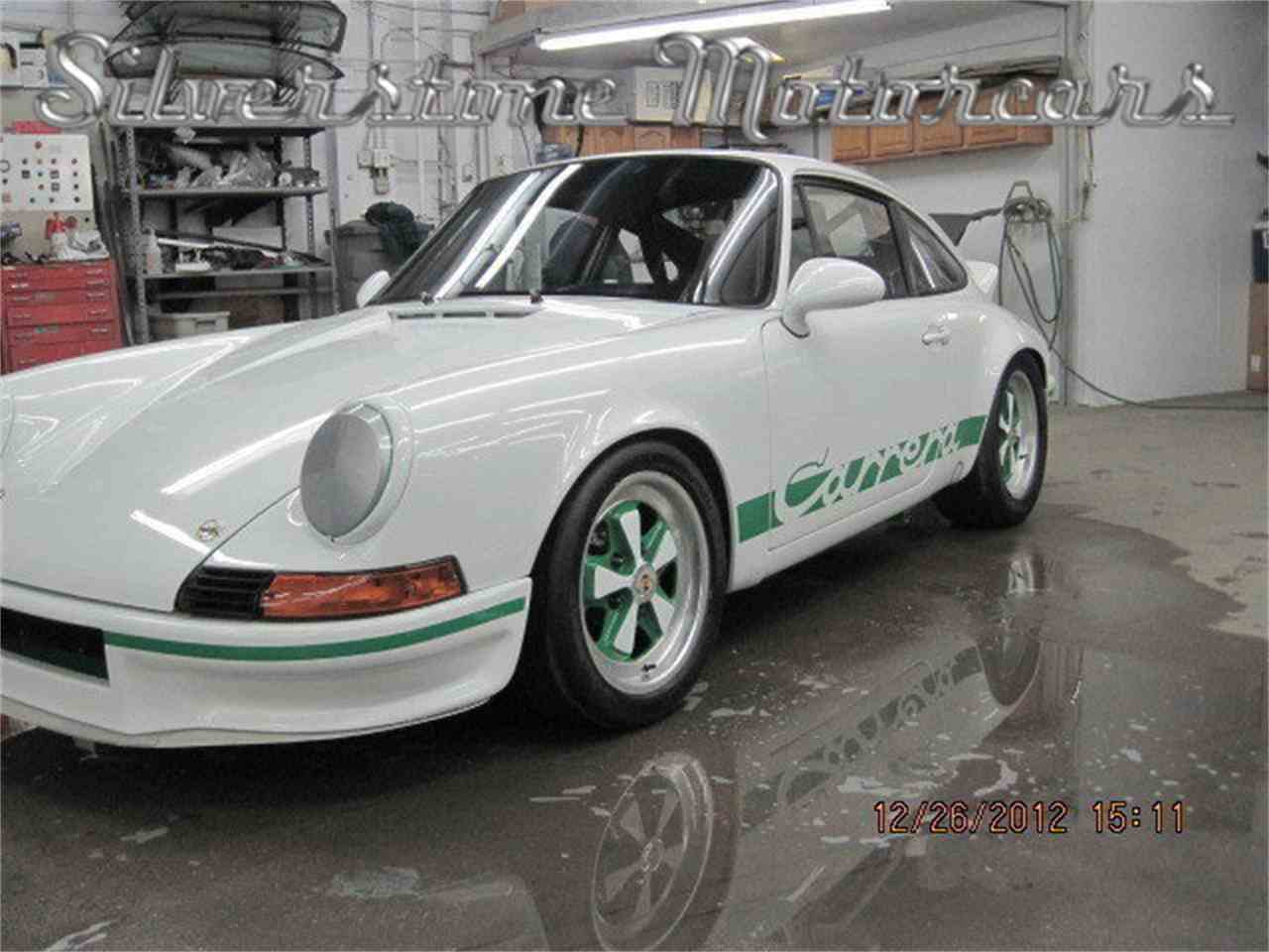 Large Picture of '78 911SC located in North Andover Massachusetts Offered by Silverstone Motorcars - GMF3