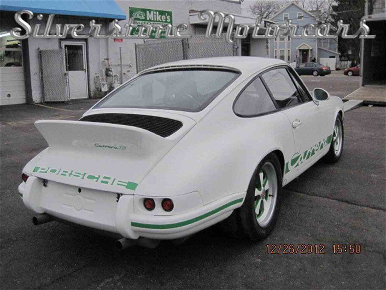 Large Picture of 1978 Porsche 911SC located in Massachusetts - $75,000.00 Offered by Silverstone Motorcars - GMF3