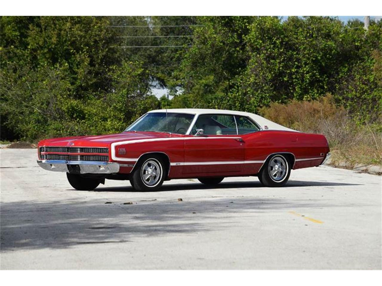 Large Picture of Classic '69 Ford LTD Auction Vehicle - GIKI