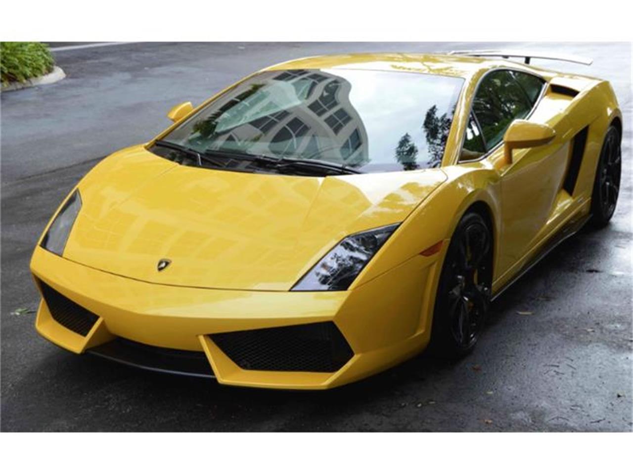 Large Picture of '12 Lamborghini Gallardo LP550-2 - GMKZ