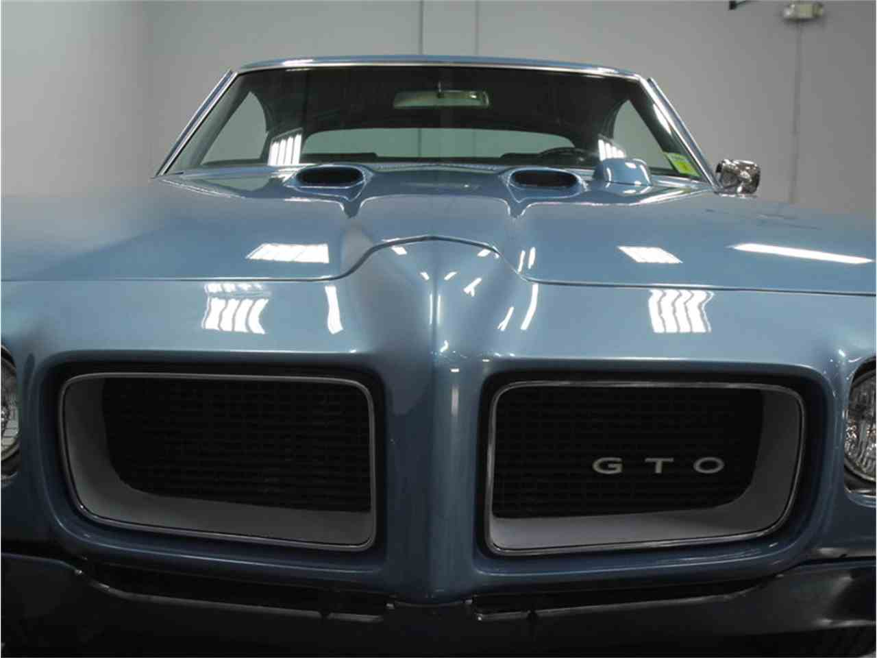 Large Picture of '70 GTO - GMMH