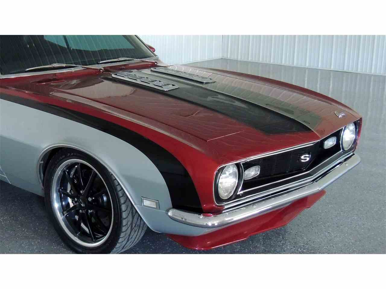 Large Picture of '68 Camaro SS - GMST