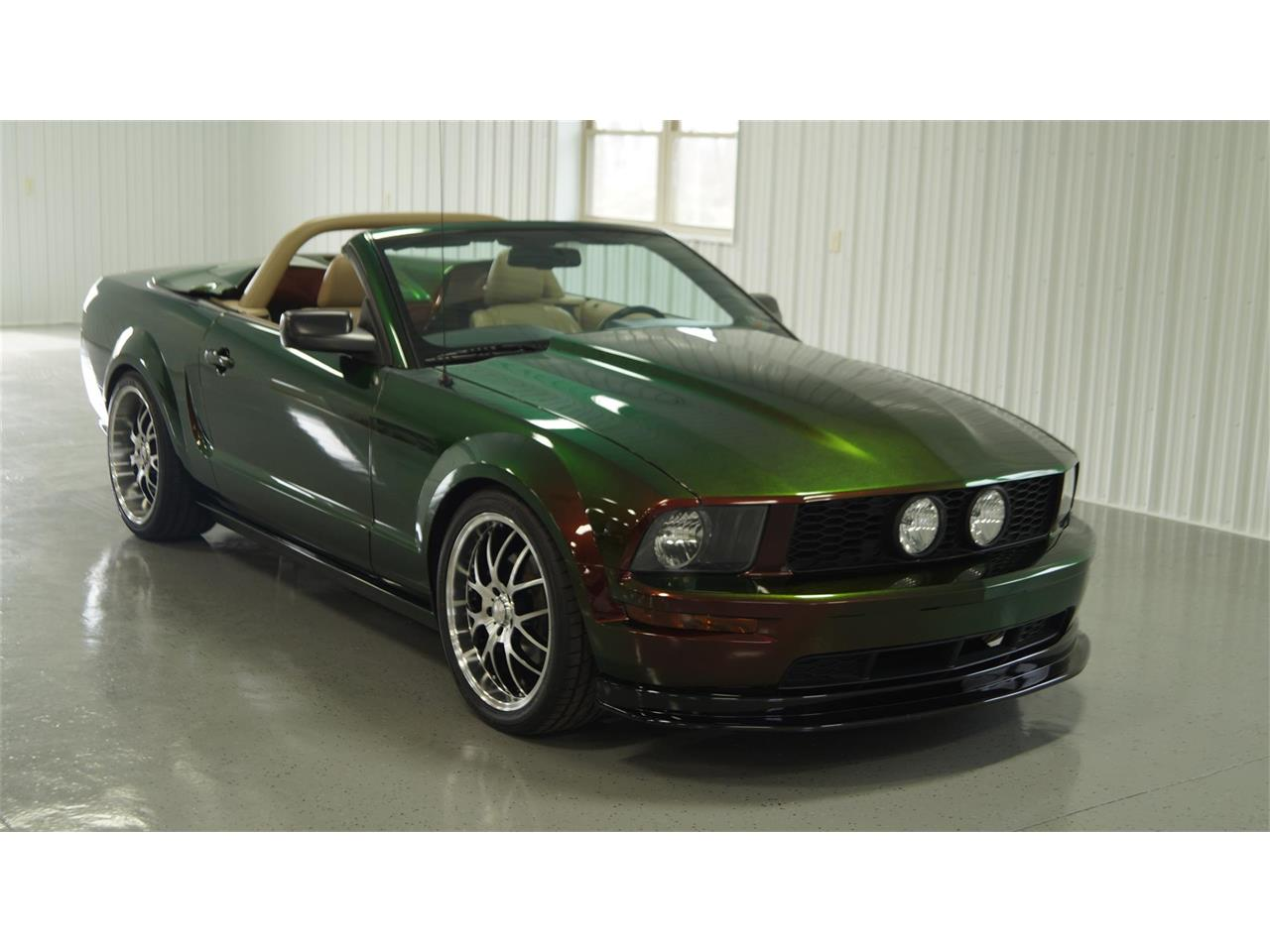 Large Picture of '07 Mustang GT - GMSU