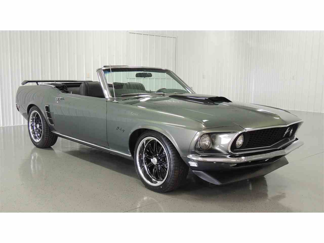 1969 Ford Mustang GT for Sale | ClassicCars.com | CC-776051