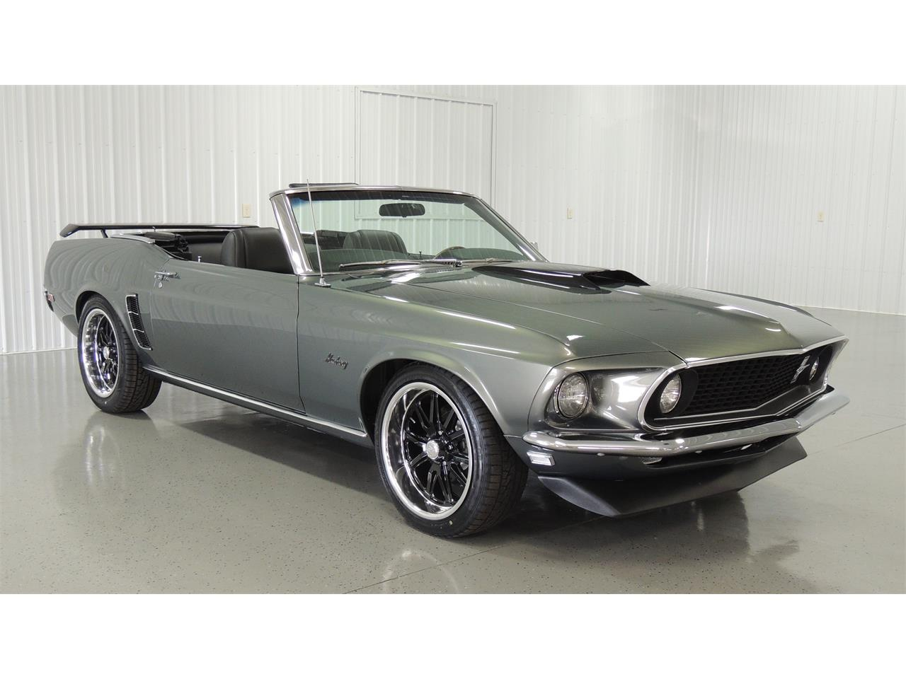 Large Picture of '69 Mustang GT - GMSZ