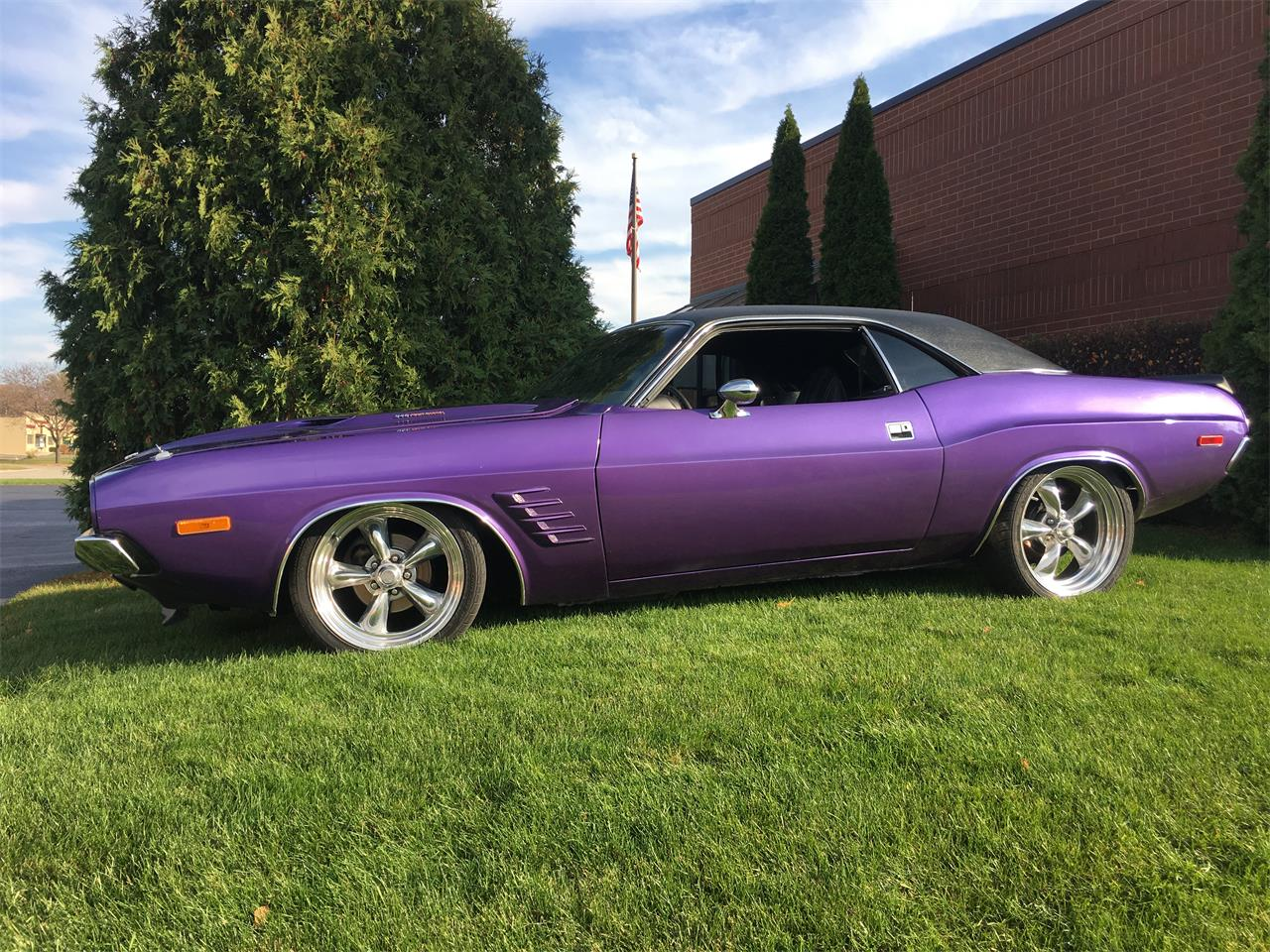 Large Picture of Classic '73 Challenger located in Illinois - $32,995.00 - GMT2