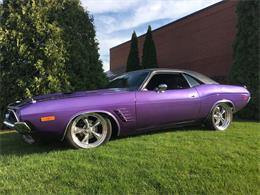 Picture of Classic 1973 Dodge Challenger located in Geneva Illinois Offered by Classic Auto Haus - GMT2