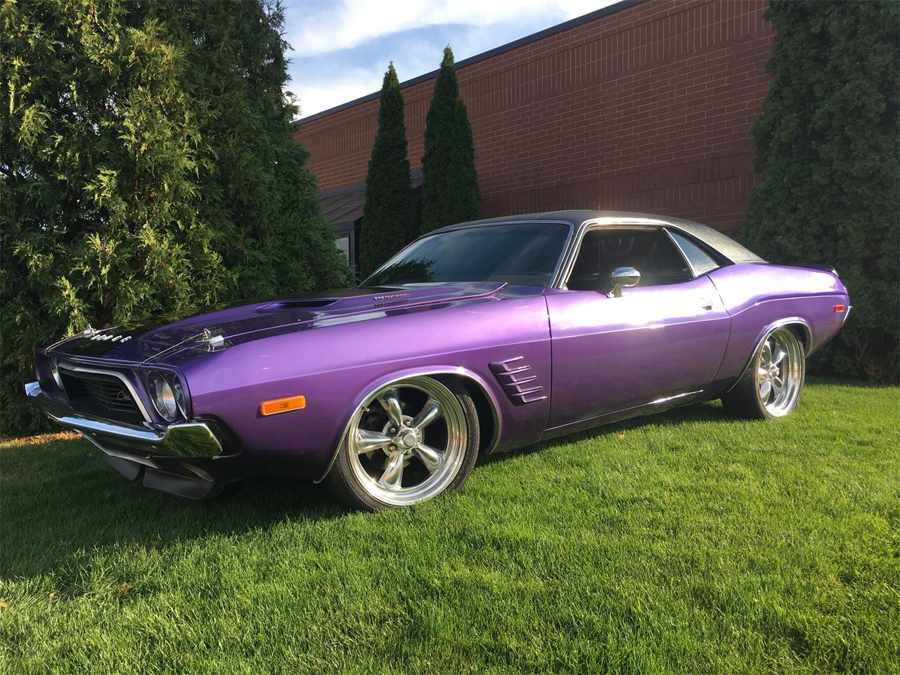 Large Picture of '73 Dodge Challenger located in Illinois Offered by Classic Auto Haus - GMT2