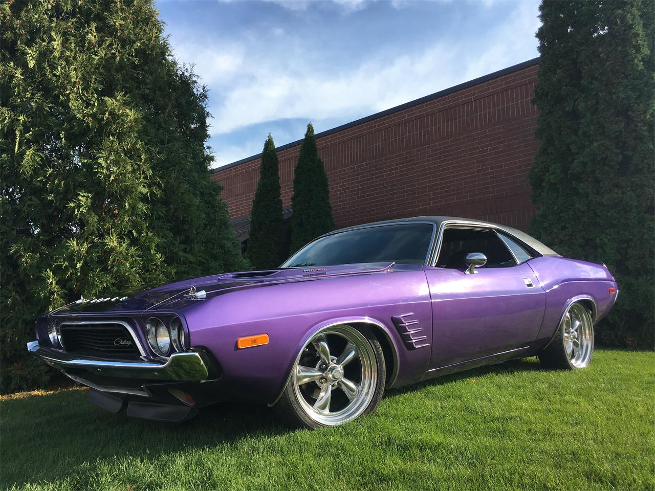 Large Picture of '73 Challenger Offered by Classic Auto Haus - GMT2
