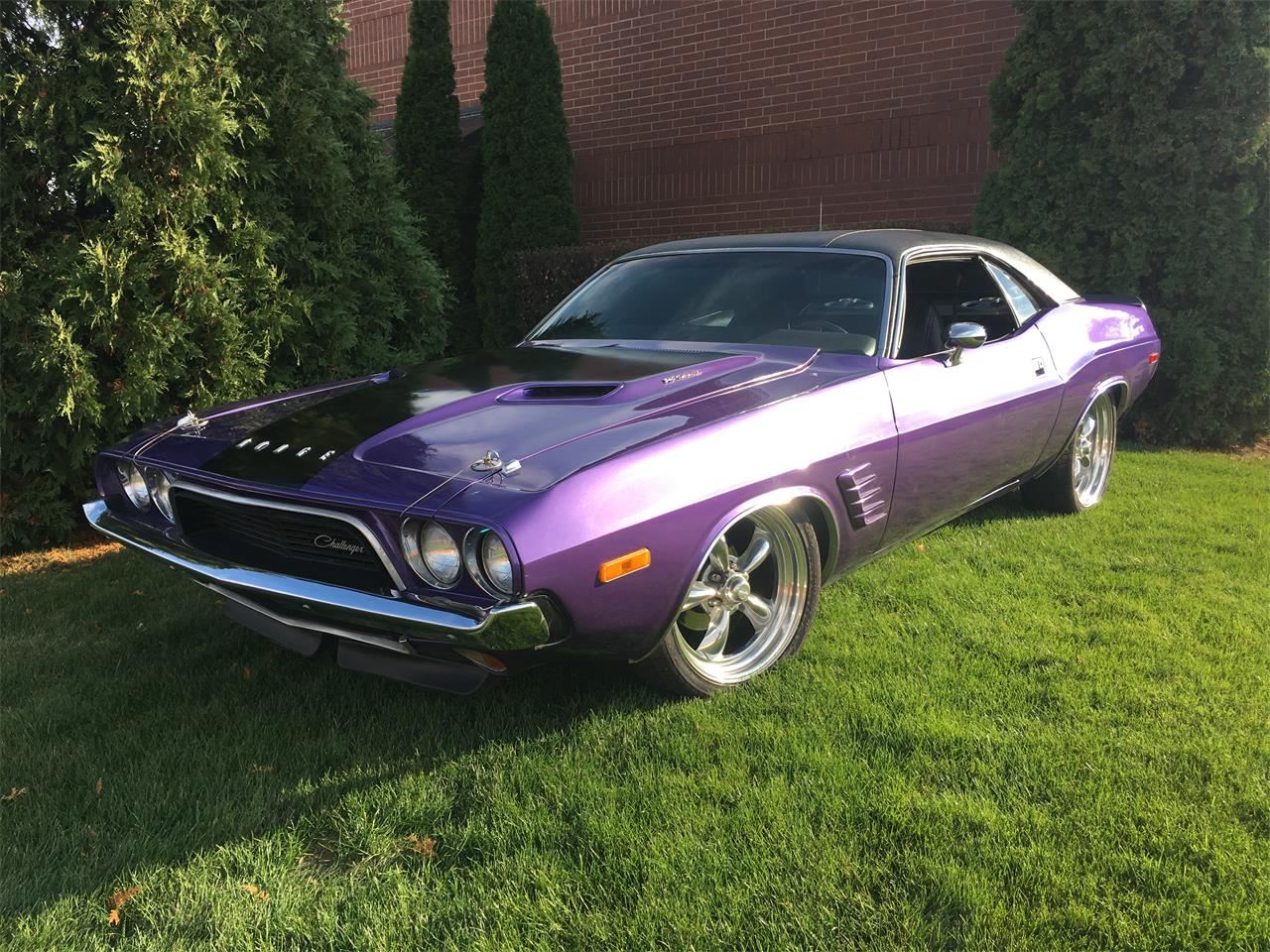 Large Picture of '73 Challenger located in Geneva Illinois - $32,995.00 - GMT2