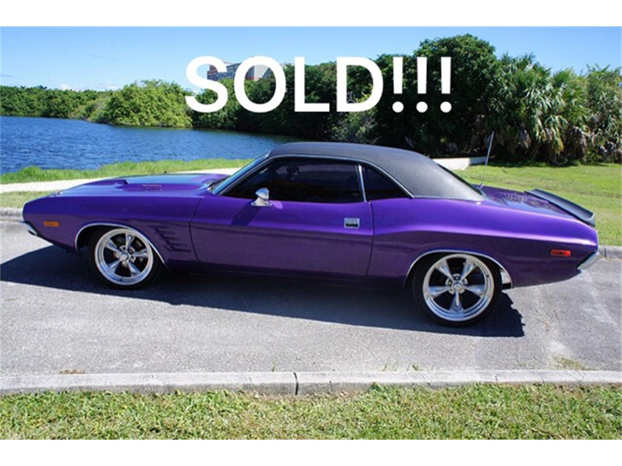 Large Picture of 1973 Challenger - $32,995.00 Offered by Classic Auto Haus - GMT2