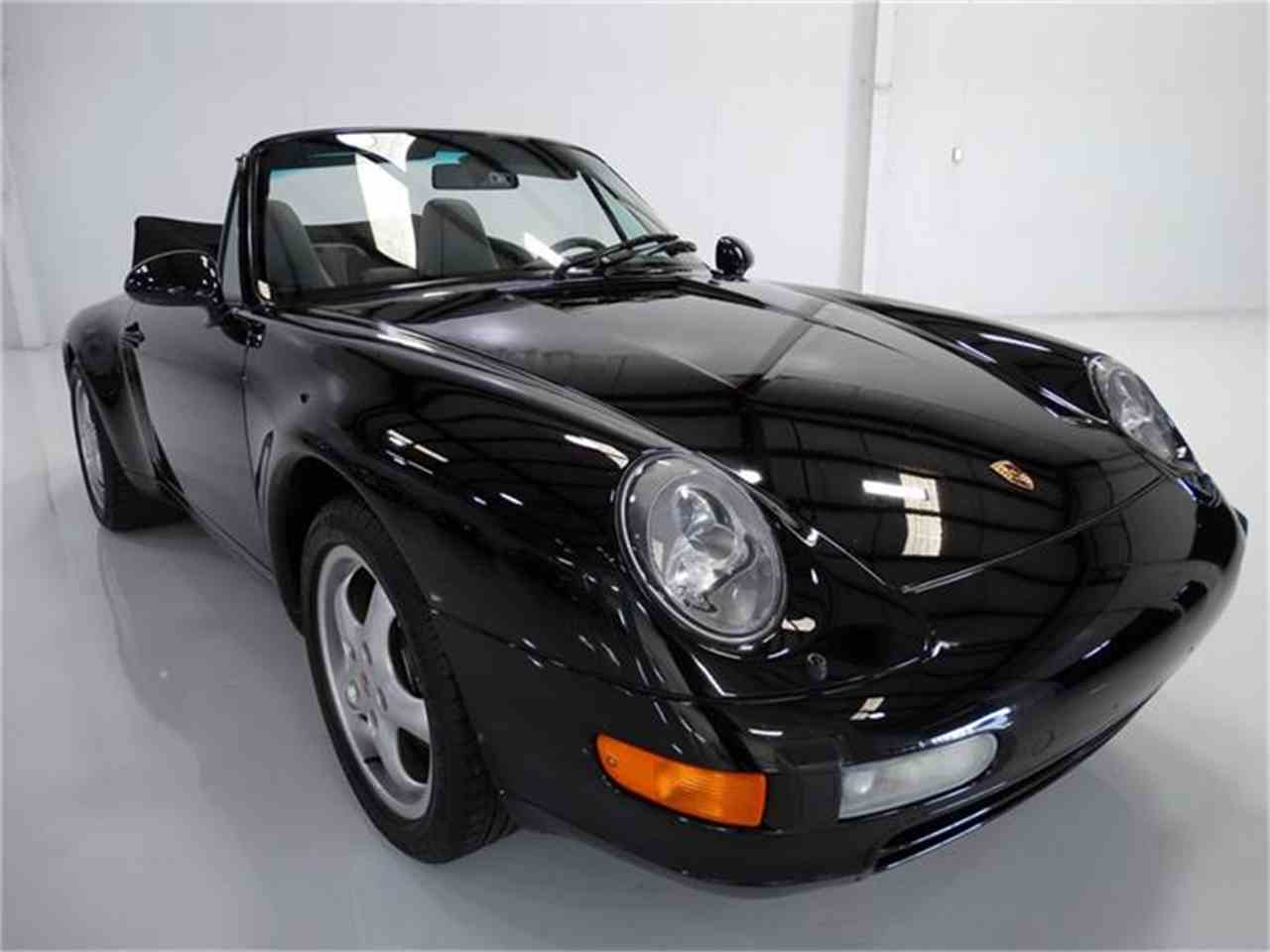 Large Picture of '98 Porsche 911 Carrera located in St. Louis Missouri - GMT3