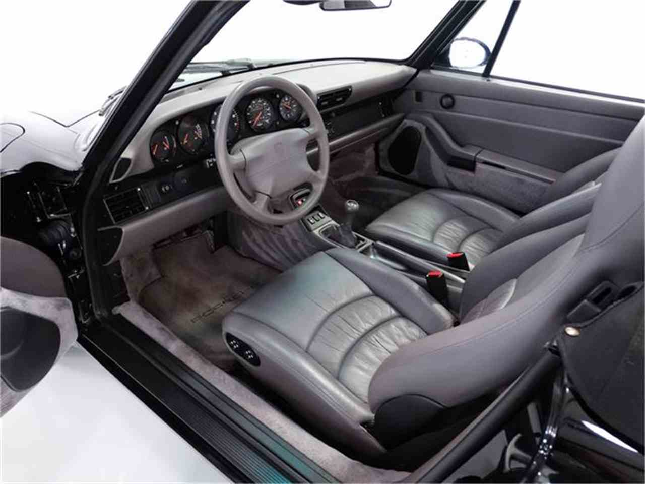 Large Picture of '98 911 Carrera located in Missouri - $69,900.00 Offered by Daniel Schmitt & Co. - GMT3