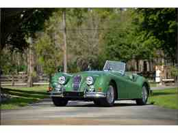 Picture of '55 XK140 - GILR