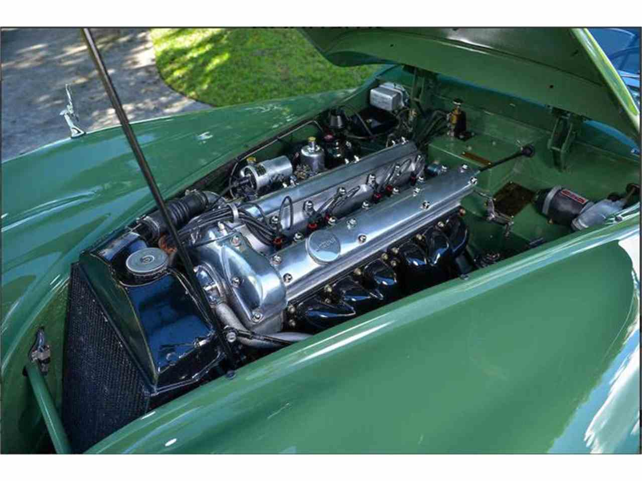 Large Picture of '55 XK140 - GILR