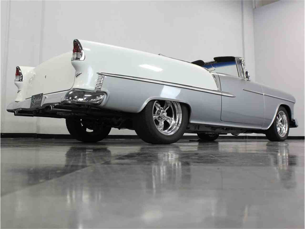 Large Picture of '55 Bel Air - GMUR