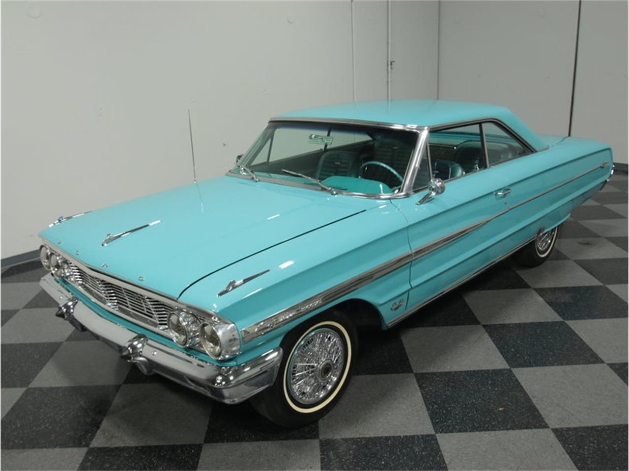 Large Picture of '64 Ford Galaxie 500 XL located in Lithia Springs Georgia - GMV3