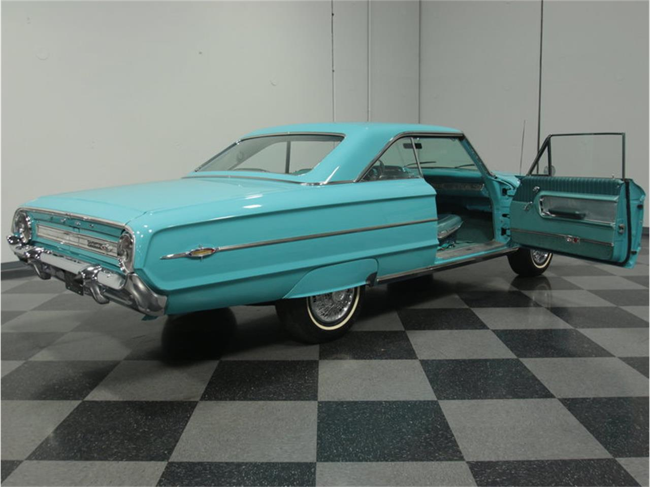 Large Picture of 1964 Ford Galaxie 500 XL Offered by Streetside Classics - Atlanta - GMV3