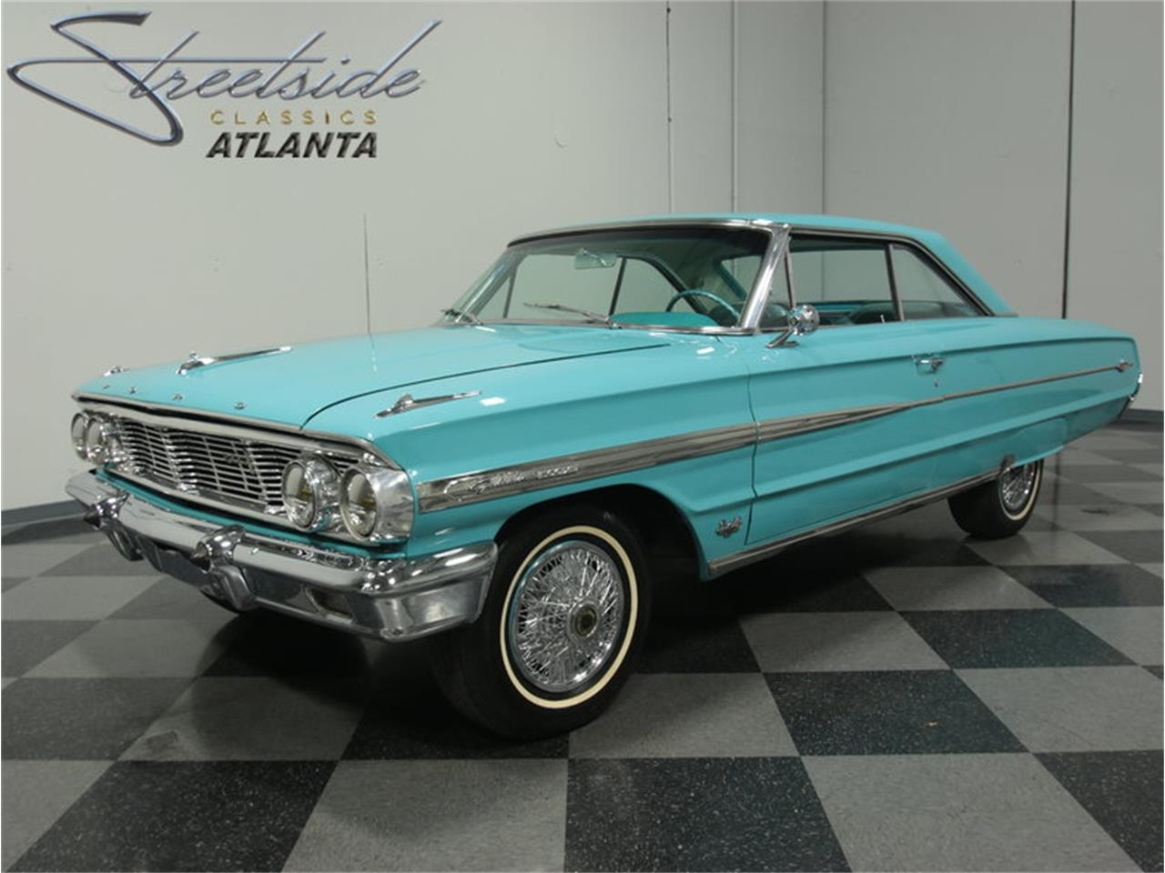 Large Picture of Classic '64 Ford Galaxie 500 XL Offered by Streetside Classics - Atlanta - GMV3