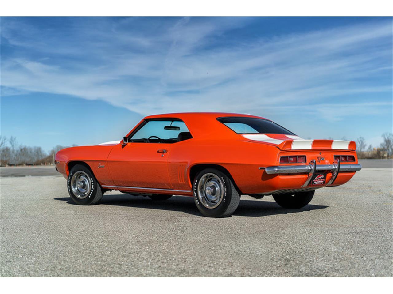 1969 Chevrolet Camaro For Sale Classiccars Com Cc 776225