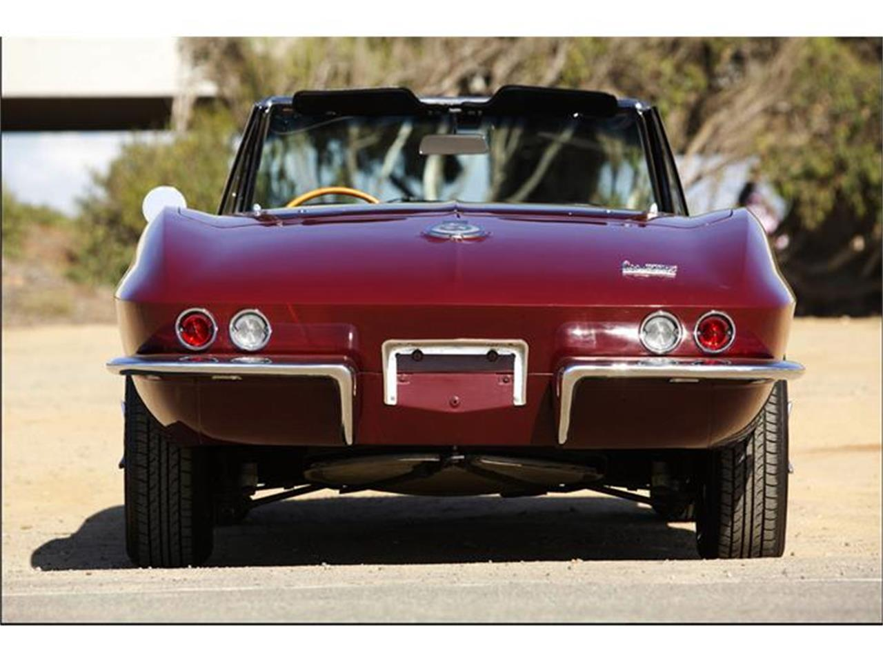 Large Picture of 1966 Corvette located in Golden Valley Minnesota Offered by Jaguar Land Rover Minneapolis - GIMA