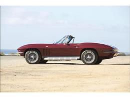 Picture of Classic 1966 Chevrolet Corvette located in Golden Valley Minnesota - $59,900.00 Offered by Jaguar Land Rover Minneapolis - GIMA