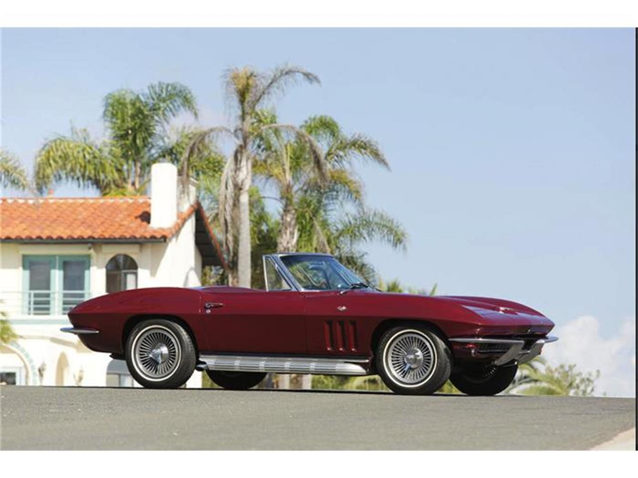 Large Picture of Classic 1966 Corvette located in Minnesota Offered by Jaguar Land Rover Minneapolis - GIMA