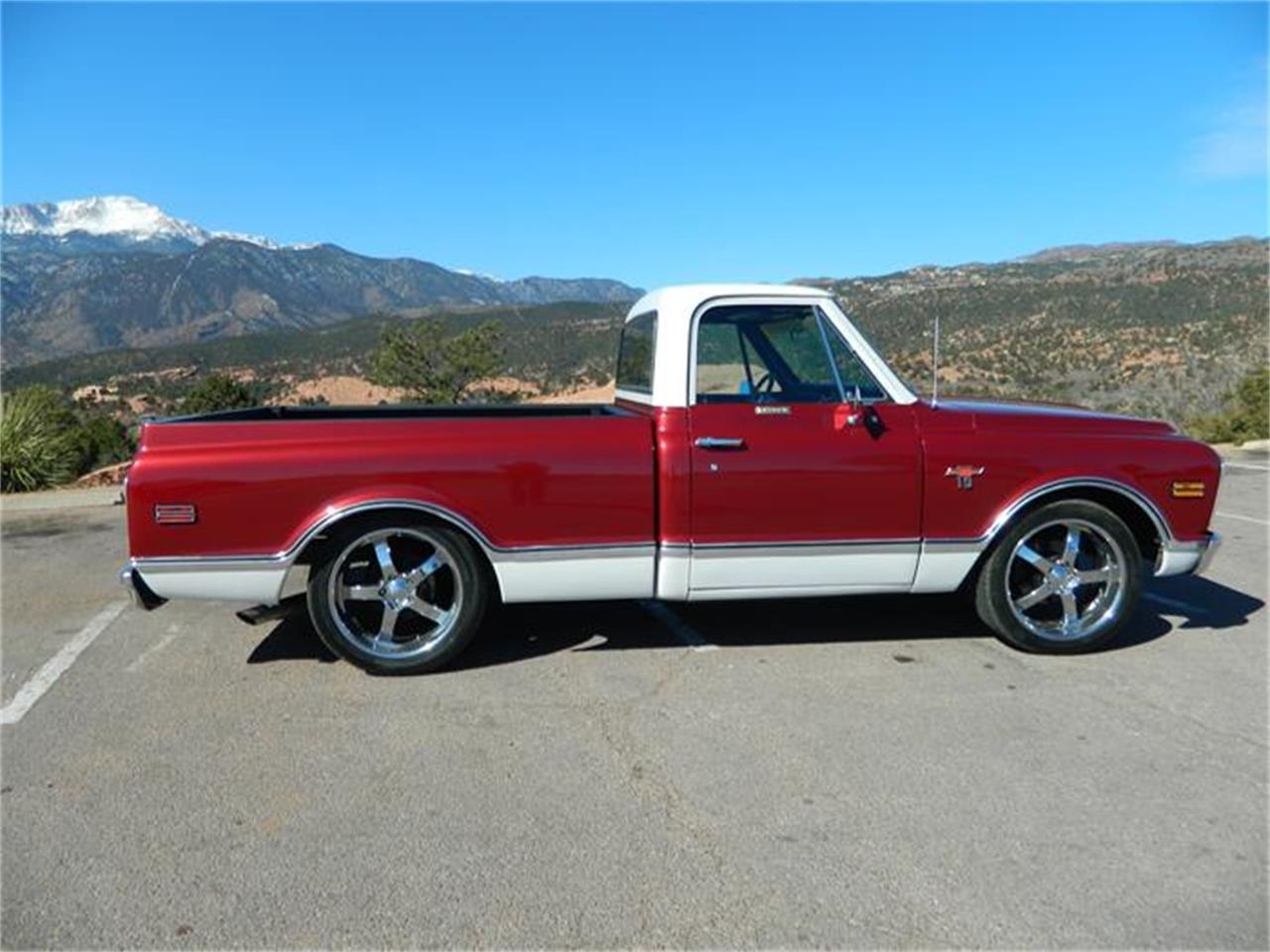 1968 Chevrolet C10 For Sale Cc 776337 Chevy Pickup Truck Large Picture Of 68 Gn0x