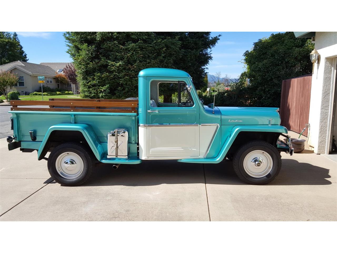 Large Picture of Classic 1962 Pickup located in California - $27,000.00 Offered by a Private Seller - GN2B