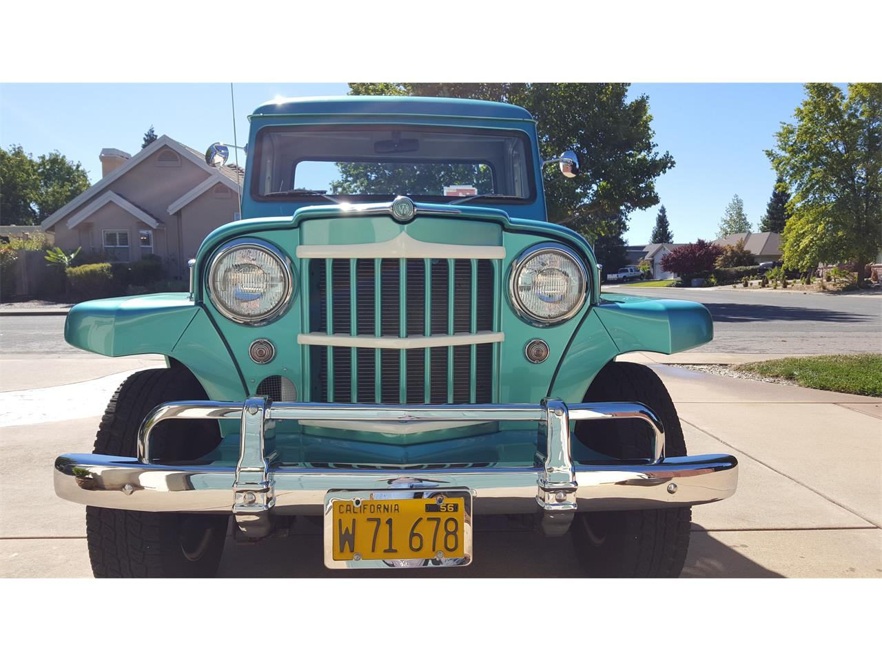 Large Picture of '62 Willys Pickup - GN2B