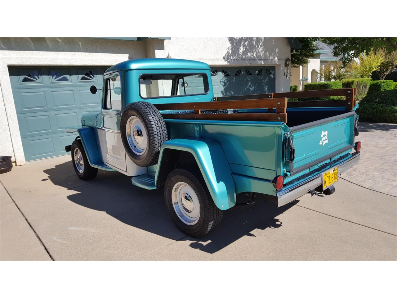 Large Picture of Classic 1962 Pickup located in Redding California - GN2B