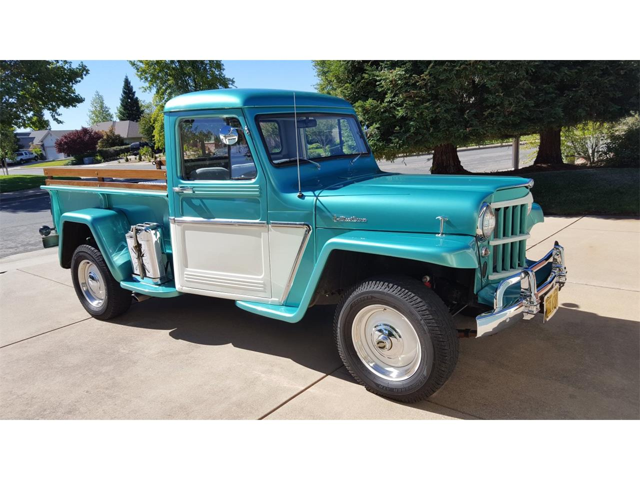Large Picture of Classic '62 Pickup - GN2B