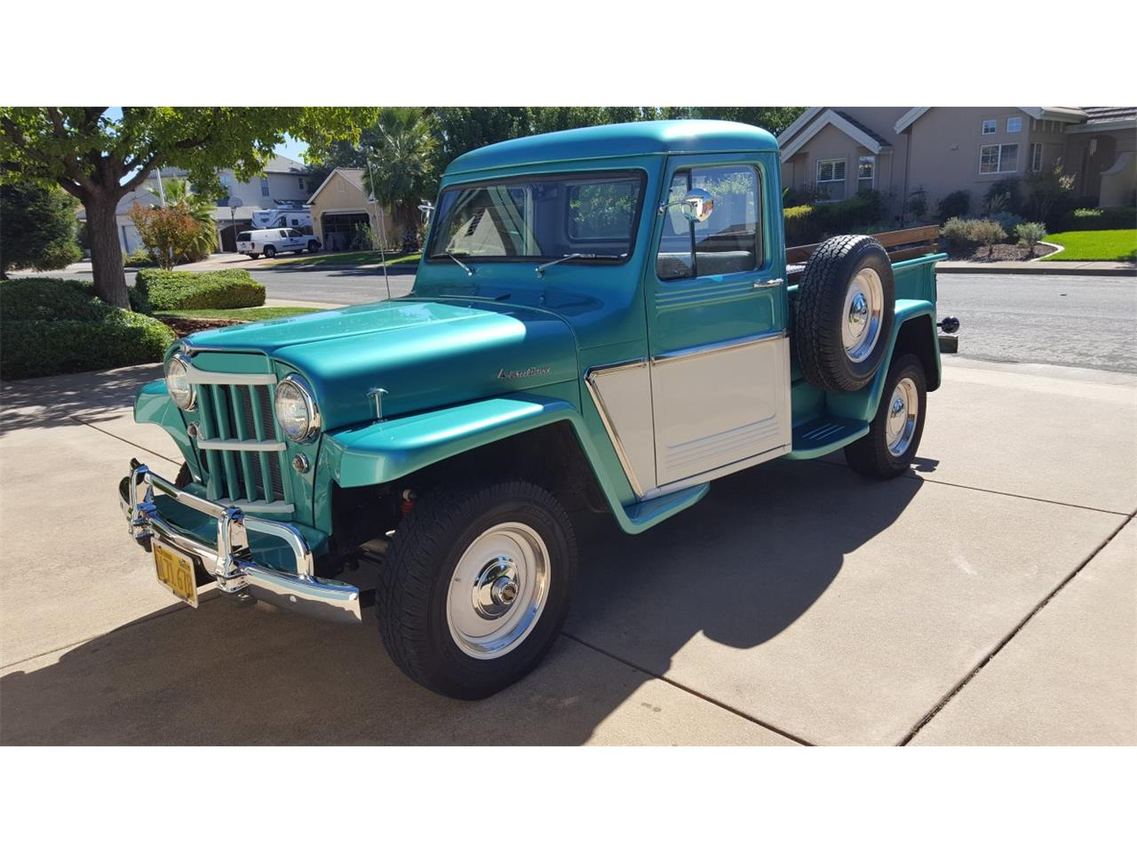 Large Picture of 1962 Willys Pickup - $27,000.00 Offered by a Private Seller - GN2B