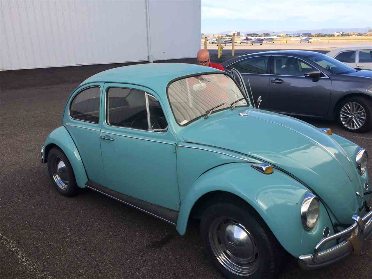 1967 Volkswagen Beetle for Sale | ClicCars.com | CC-776466
