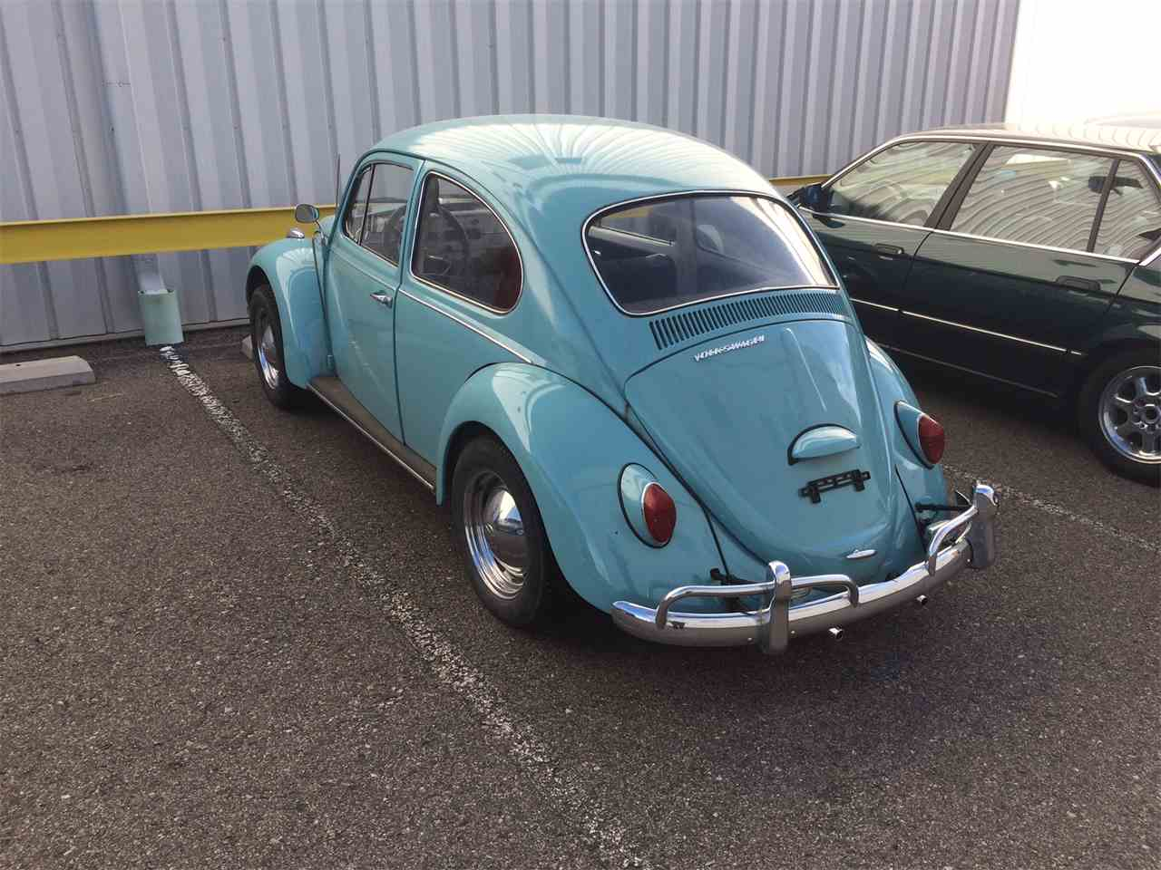 Large Picture of '67 Beetle - GN4I