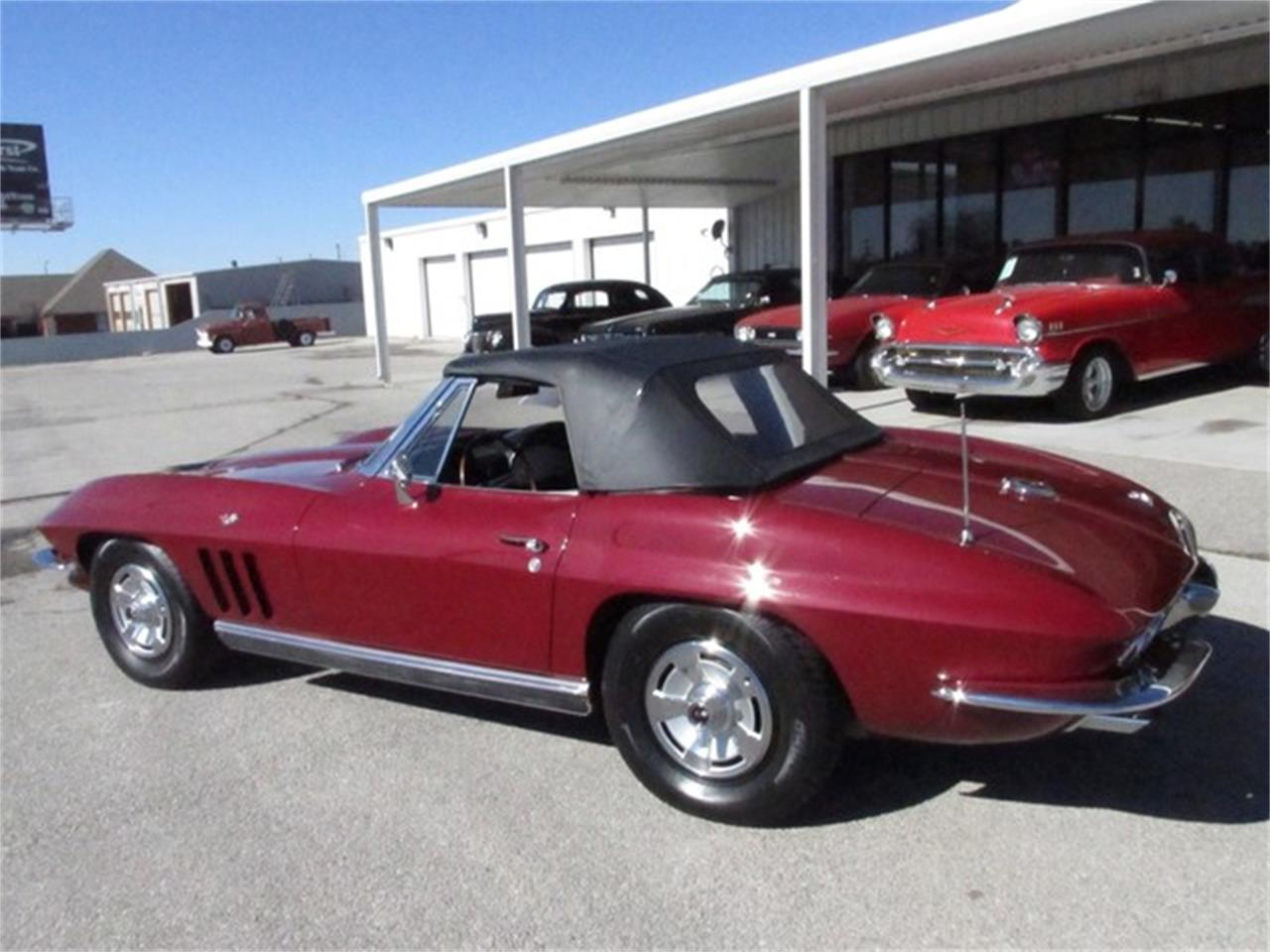 Large Picture of '66 Corvette - GN5A
