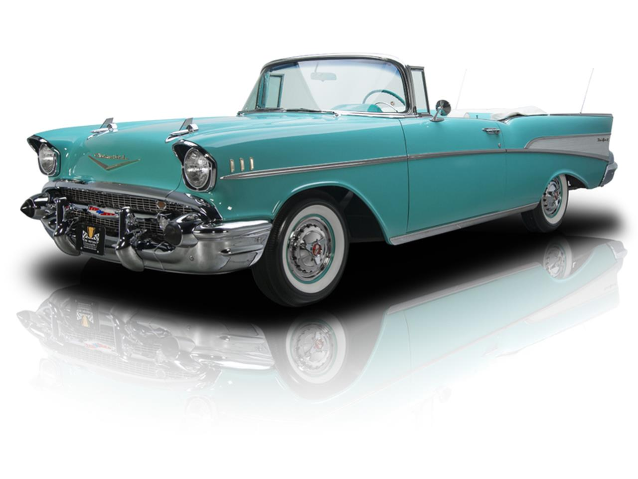 Large Picture of Classic 1957 Chevrolet Bel Air - $129,900.00 - GN7H