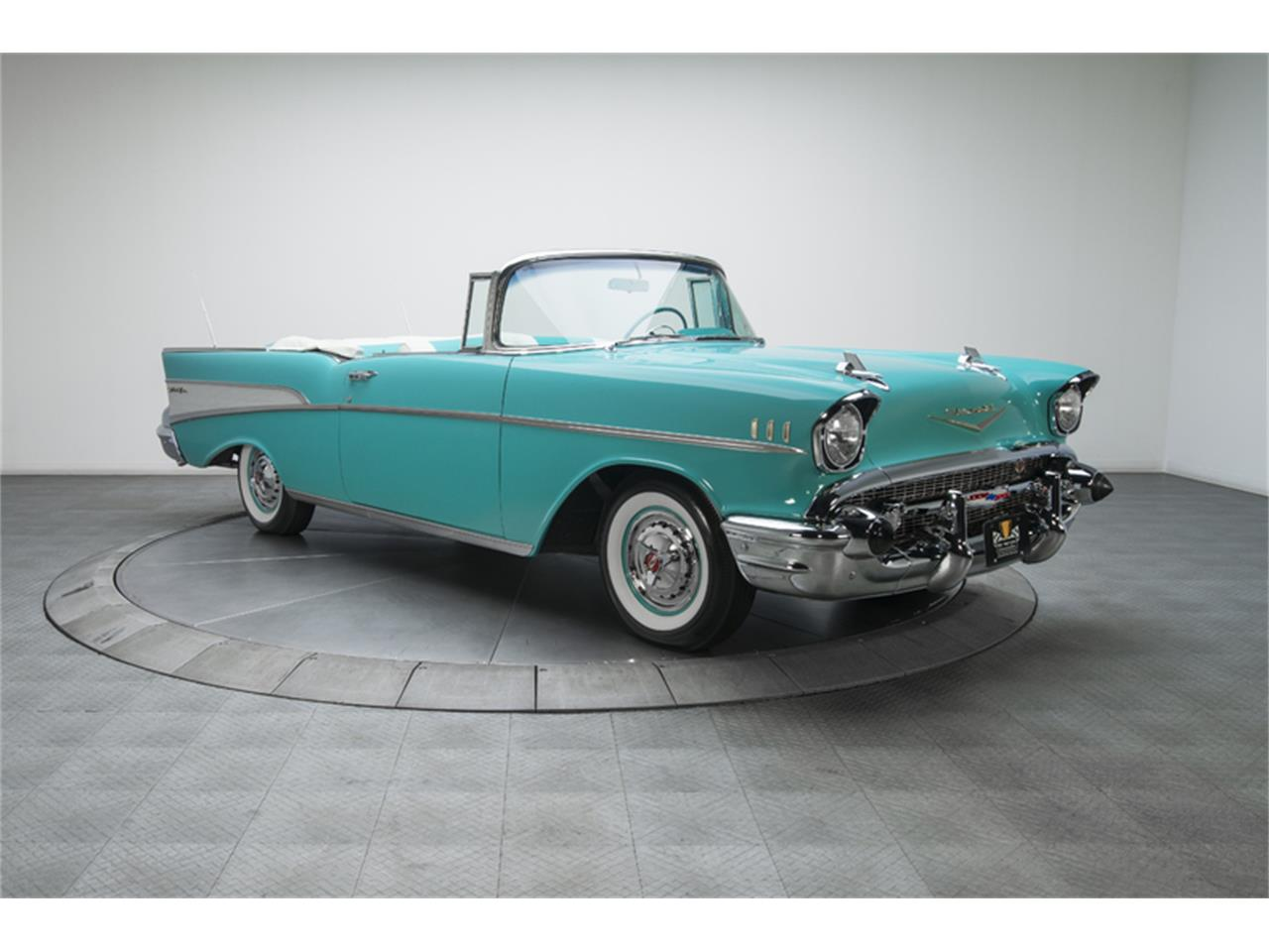 Large Picture of Classic '57 Chevrolet Bel Air - GN7H