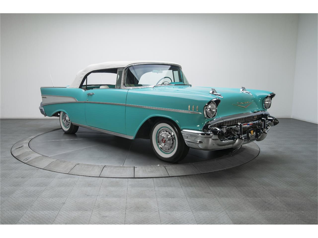Large Picture of Classic '57 Bel Air Offered by RK Motors Charlotte - GN7H