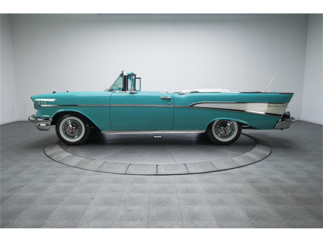 Large Picture of Classic '57 Bel Air located in Charlotte North Carolina Offered by RK Motors Charlotte - GN7H