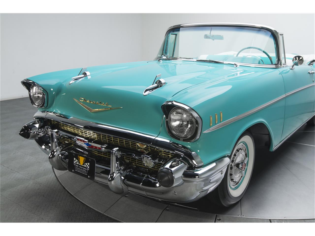 Large Picture of Classic 1957 Bel Air Offered by RK Motors Charlotte - GN7H