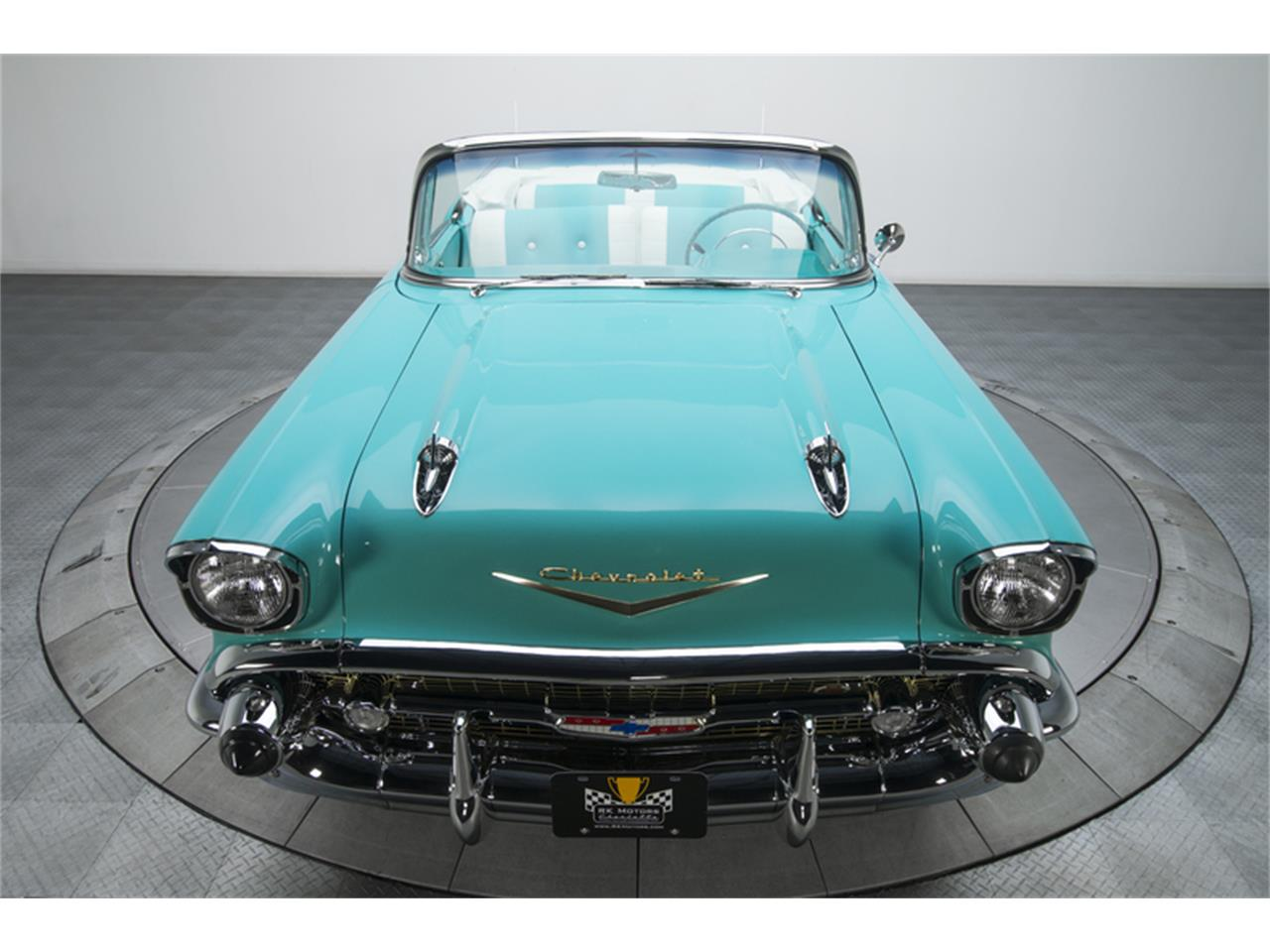 Large Picture of Classic 1957 Bel Air located in Charlotte North Carolina Offered by RK Motors Charlotte - GN7H