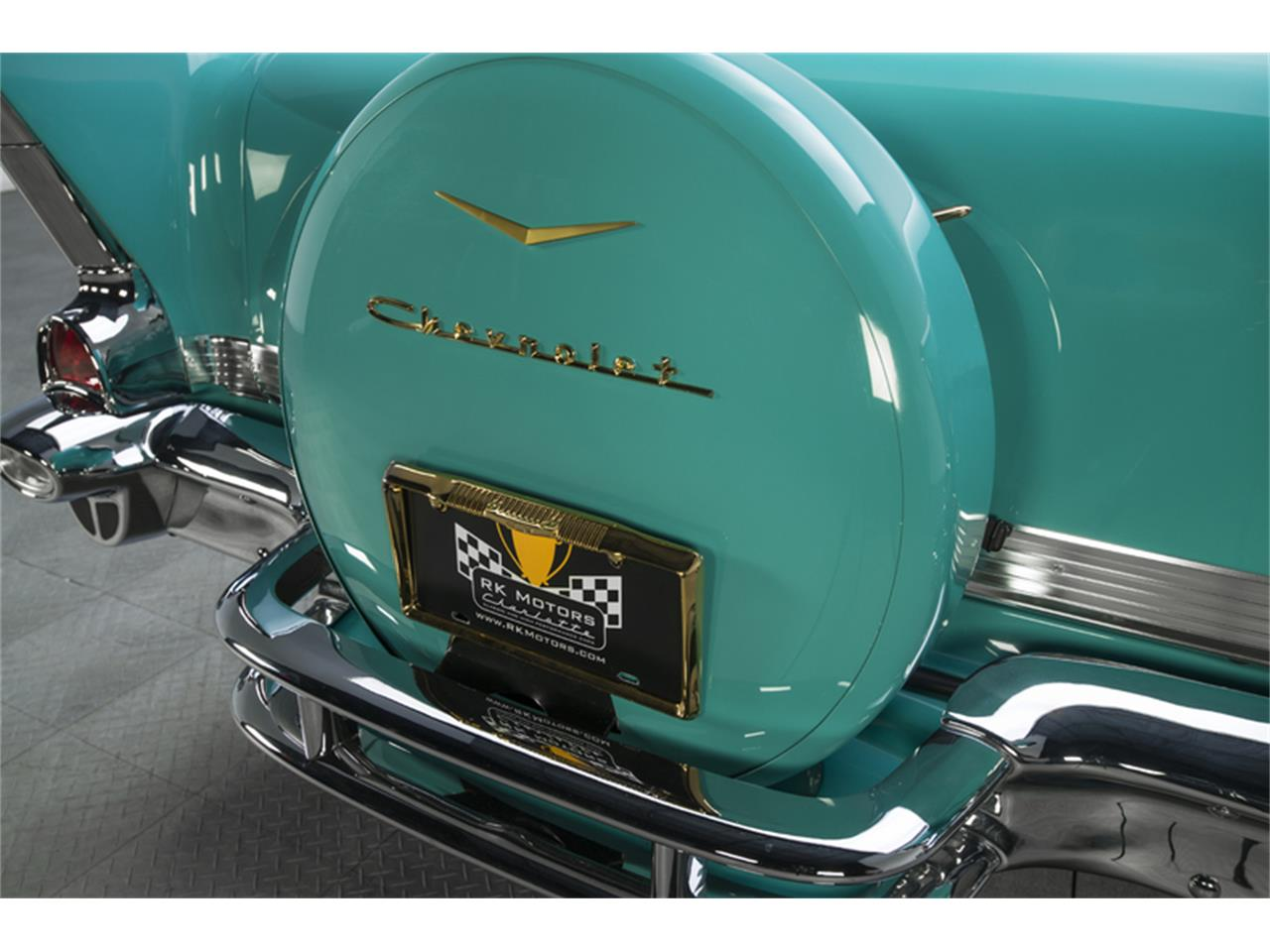 Large Picture of Classic 1957 Chevrolet Bel Air located in North Carolina - $129,900.00 Offered by RK Motors Charlotte - GN7H