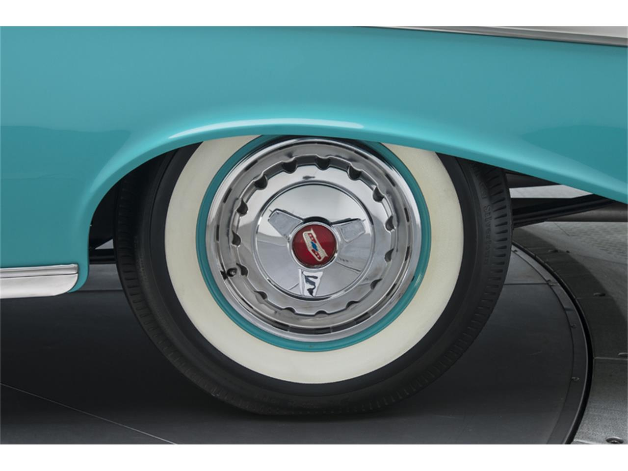 Large Picture of Classic 1957 Bel Air located in Charlotte North Carolina - GN7H