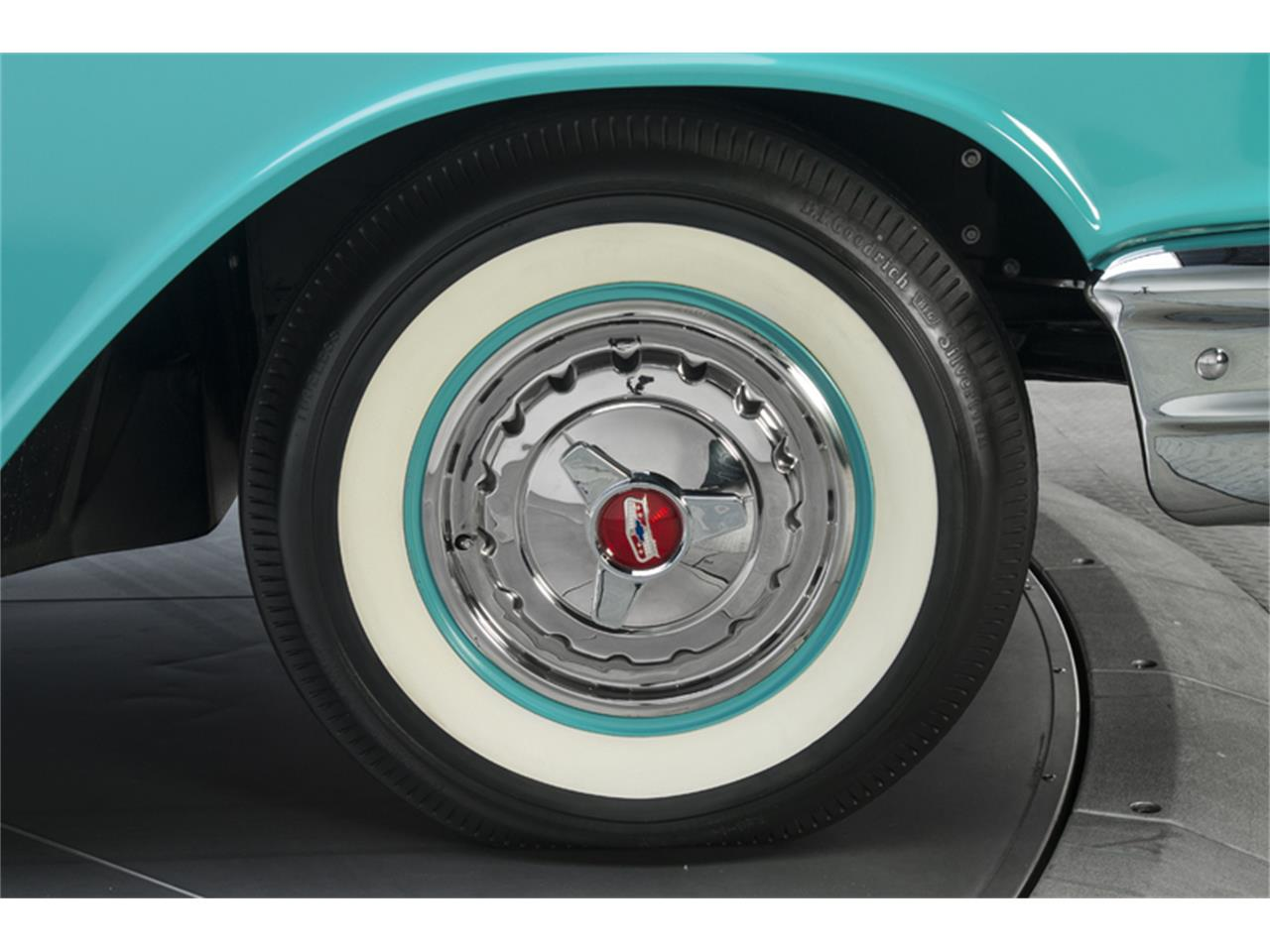 Large Picture of Classic 1957 Chevrolet Bel Air located in Charlotte North Carolina - $129,900.00 Offered by RK Motors Charlotte - GN7H