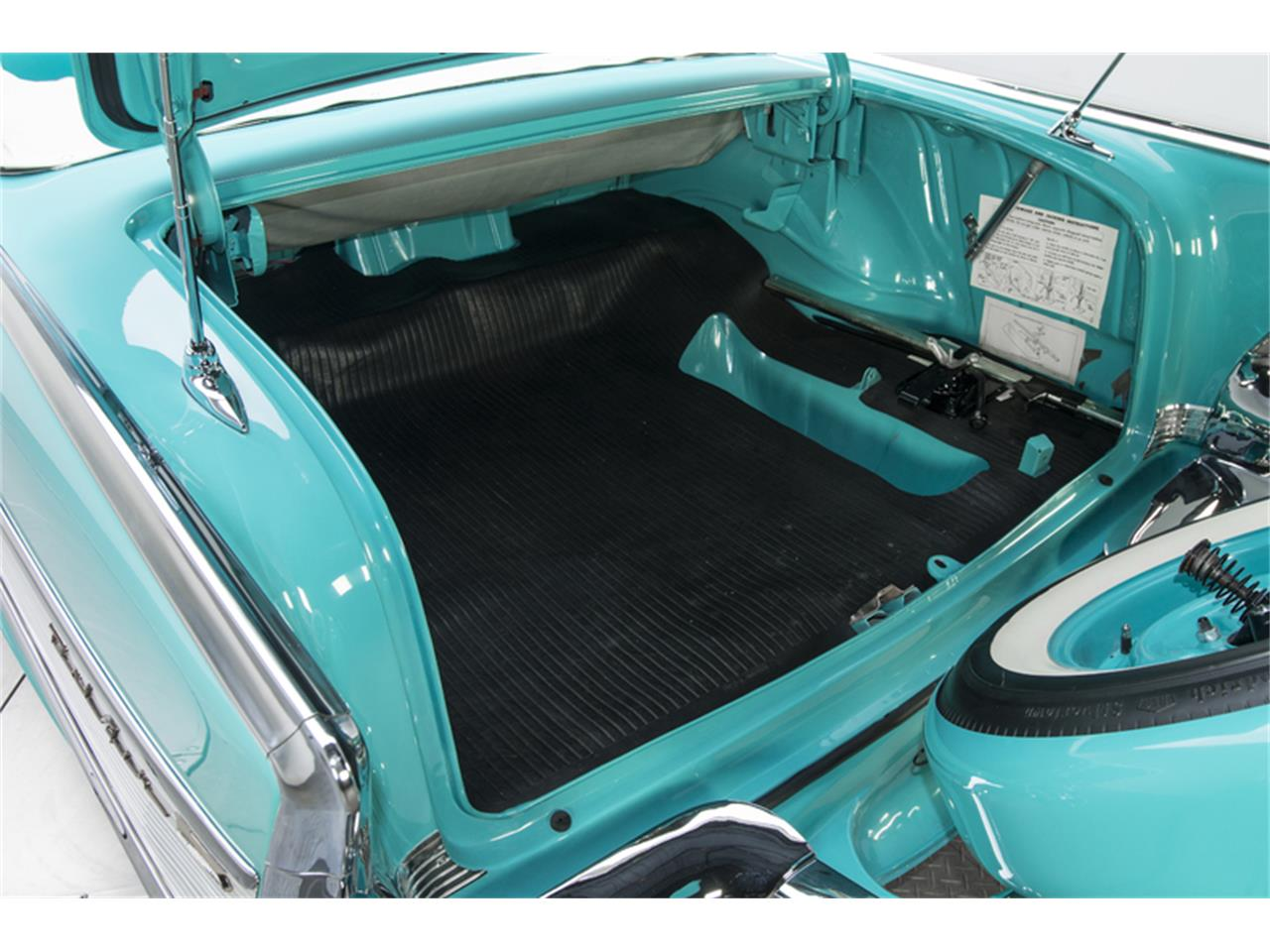 Large Picture of Classic '57 Chevrolet Bel Air located in Charlotte North Carolina Offered by RK Motors Charlotte - GN7H