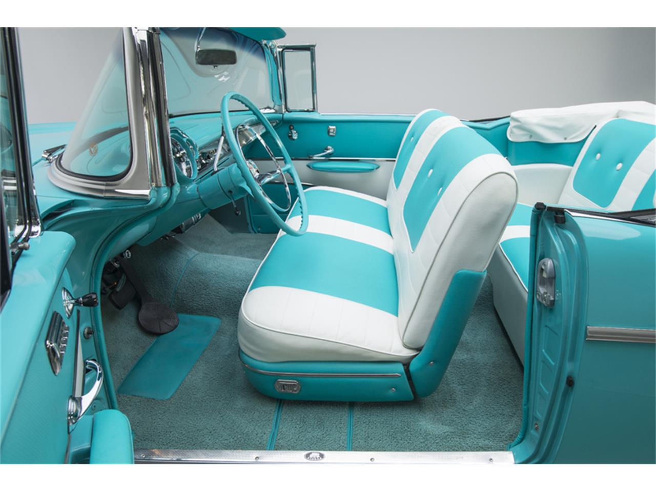 Large Picture of 1957 Bel Air located in Charlotte North Carolina Offered by RK Motors Charlotte - GN7H