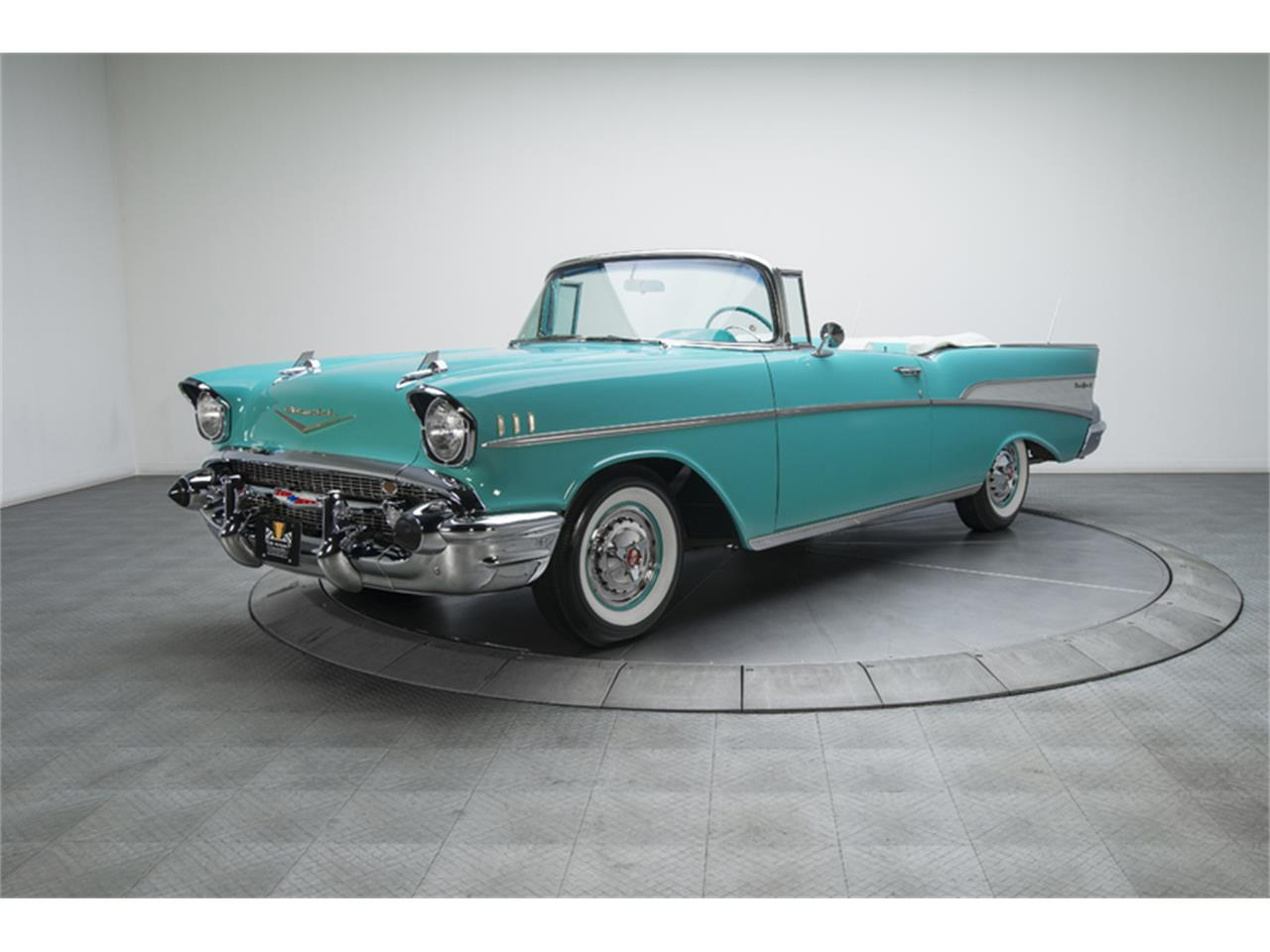 Large Picture of Classic 1957 Bel Air located in North Carolina Offered by RK Motors Charlotte - GN7H